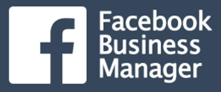 Gestão de Facebook Gerenciador de Negócios